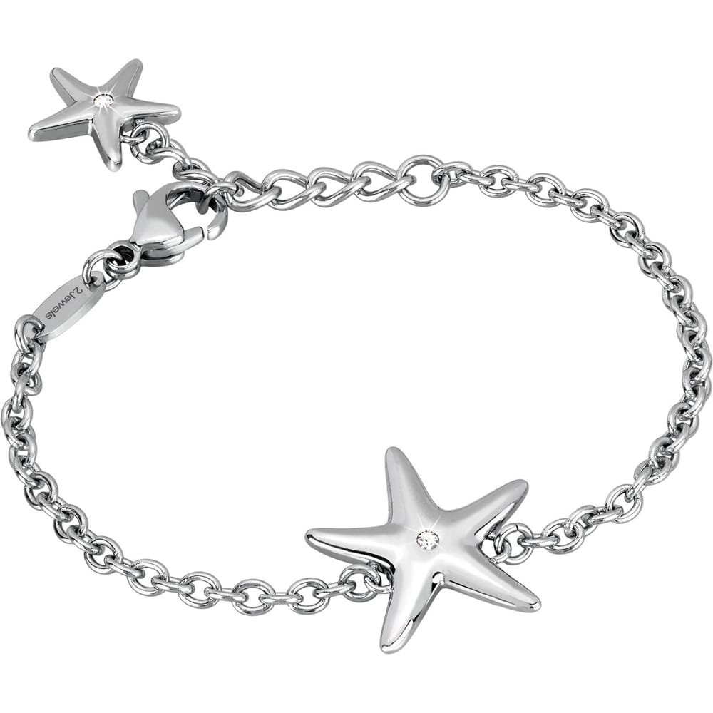 Image of BRACCIALE 2JEWELS STARRY - 231465