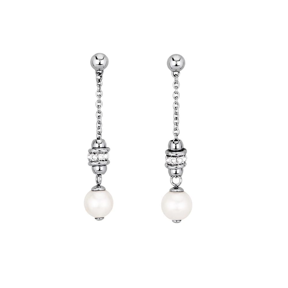 Image of ORECCHINI 2JEWELS PEARL MELODY - 261144