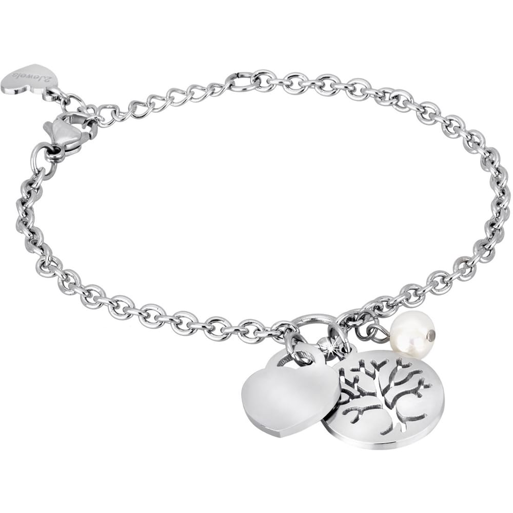 Image of BRACCIALE 2JEWELS PREPPY - 231492