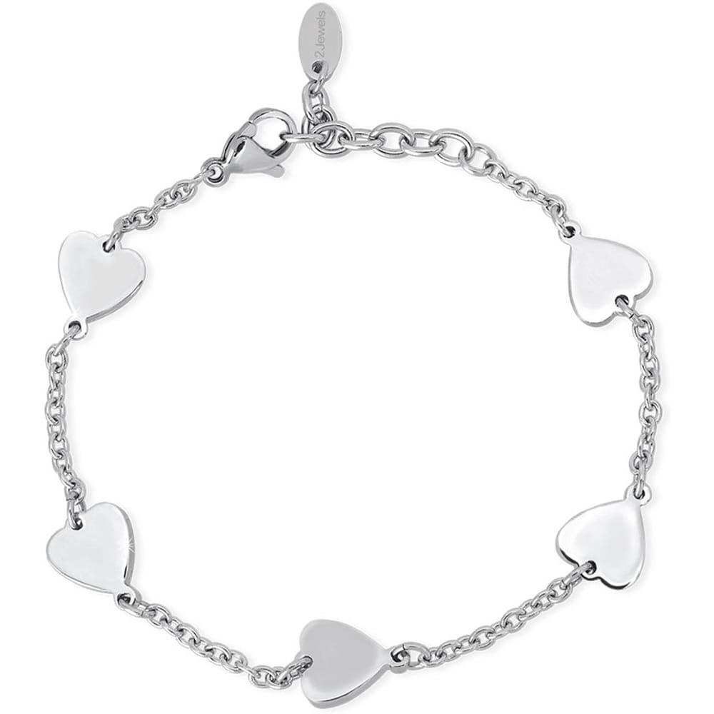 Image of BRACCIALE 2JEWELS PREPPY - 231795