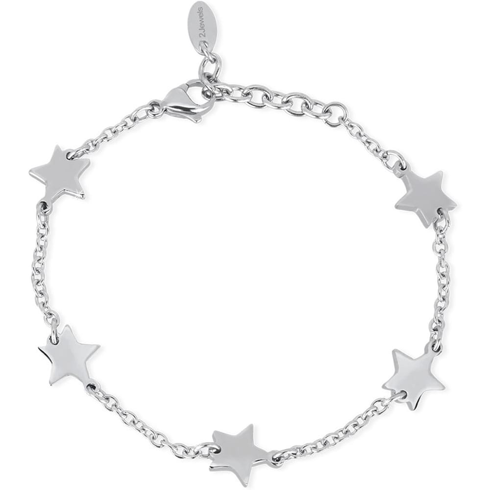 Image of BRACCIALE 2JEWELS PREPPY - 231796