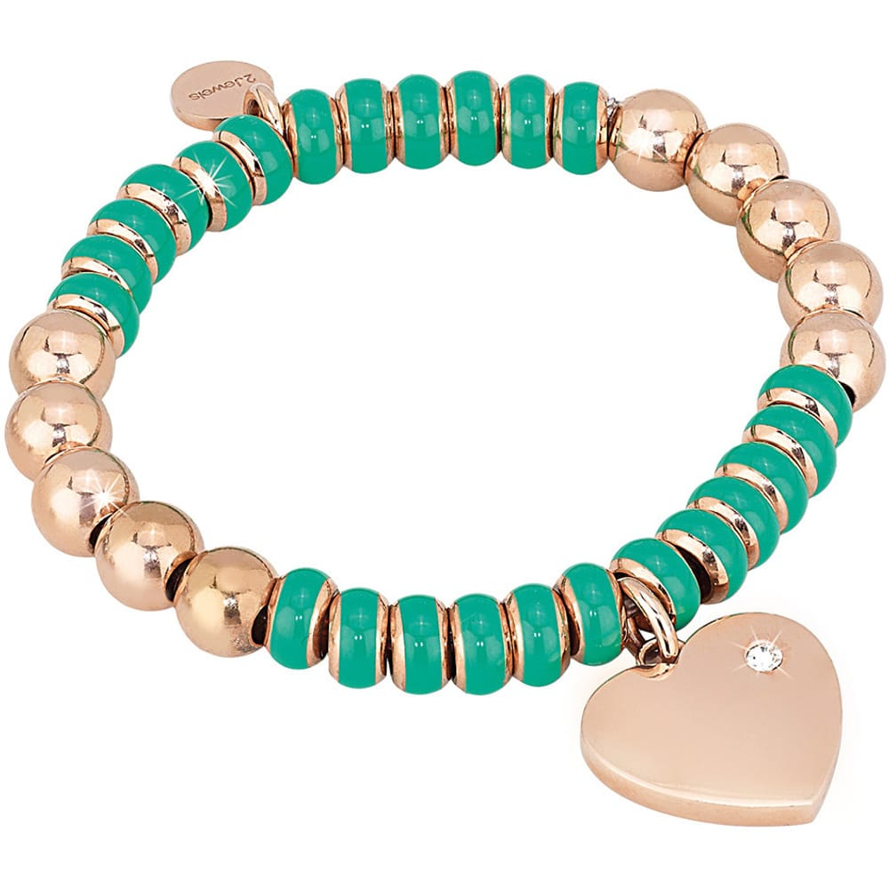 Image of BRACCIALE 2JEWELS STRETCH - 231369