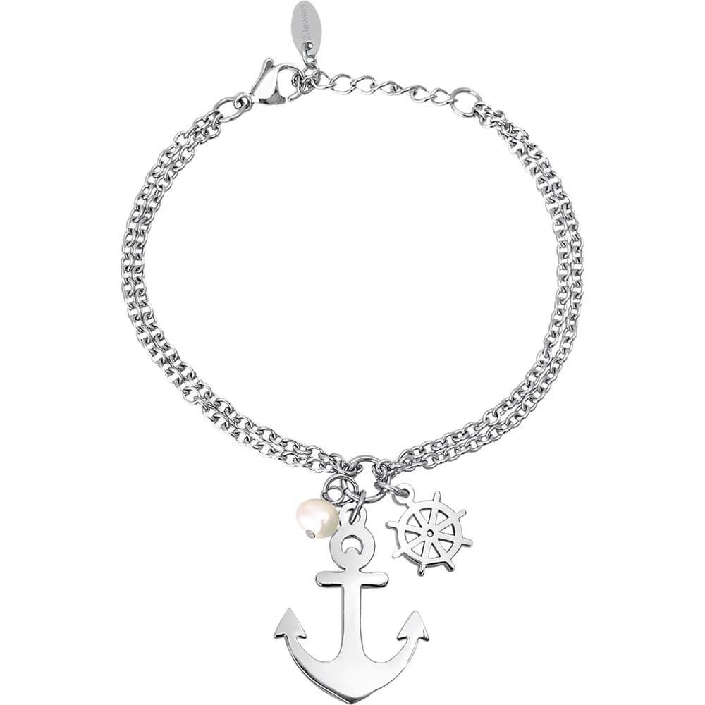 Image of BRACCIALE 2JEWELS PREPPY - 231859