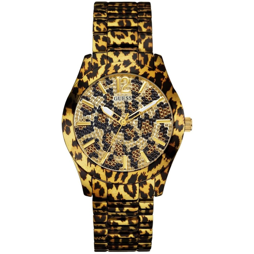 Image of Orologio GUESS FIERCE - W0001L2