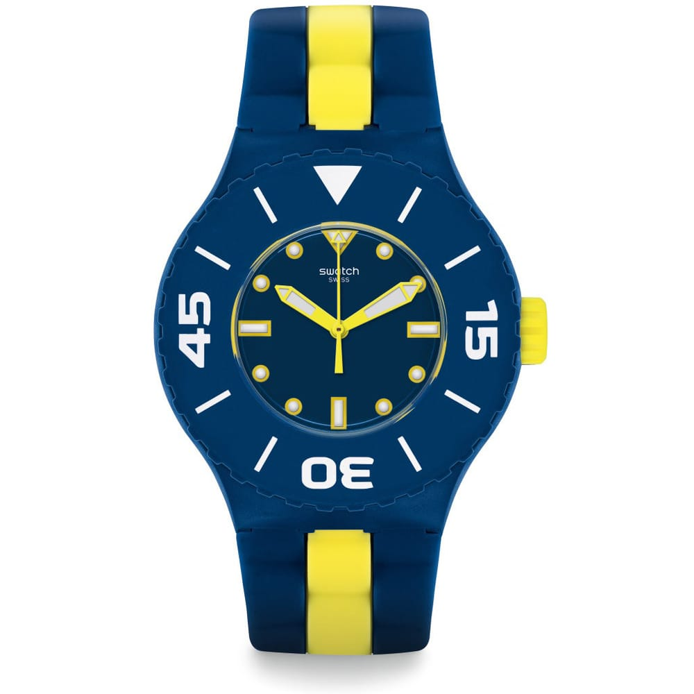 Image of Orologio SWATCH TIME TO SWATCH - SUUN102