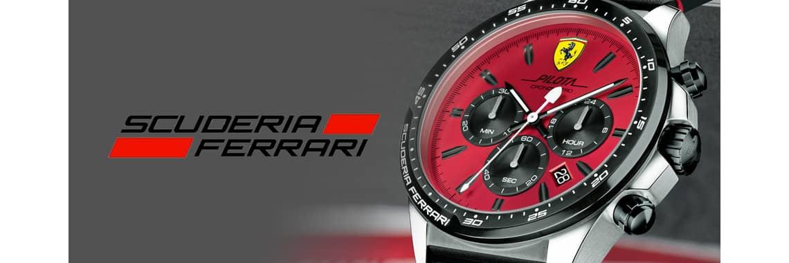 Scuderia Ferrari: Collezione Orologi