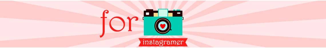 For Instagramer