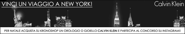 Partecipa al Contest su Instagram e vola a New York!