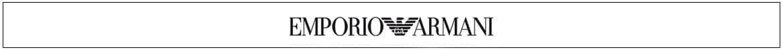 Emporio Armani - Official Store