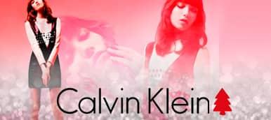 Il Natale si avvicina; scegli Calvin Klein