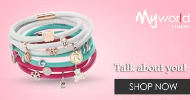 Make your Jewels with My World Charms