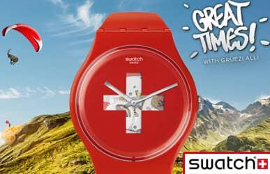 Swatch Collection Il meglio della creatività SVIZZERA!