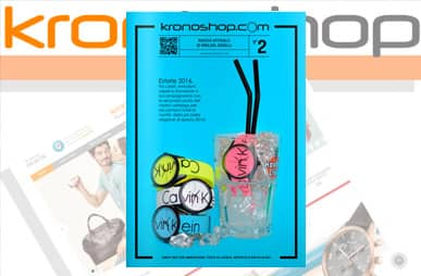 Kronoshop Vol.2 La nuova uscira è On Line! Tante Promozioni e Sconti Vi Aspettano!