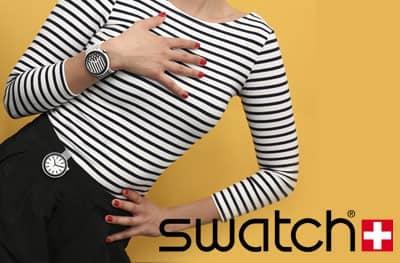 Swatch Per un regalo con stile