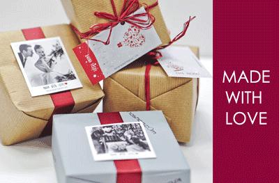 È tempo di regali Scegli la tua confezione!