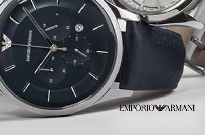Emporio Armani Choose your style