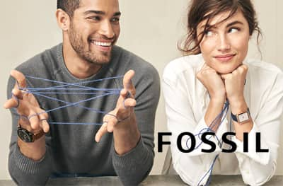 Fossil A special Gift