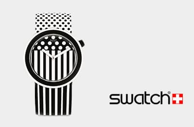 Swatch For a sports gift