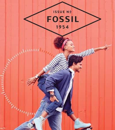 Fossil Il meglio per i tuoi regali