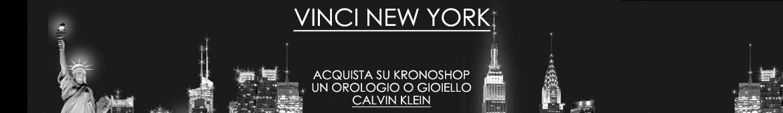 Vinci su Kronoshop un Viaggio a NewYork