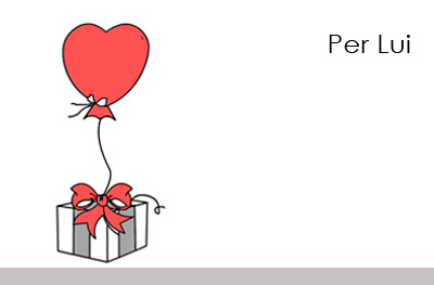 Il regalo perfetto per Lui!