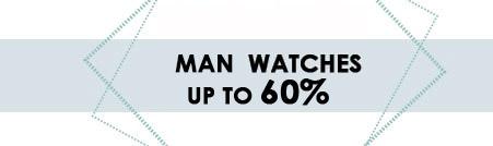 Orologi uomo fino al 70%