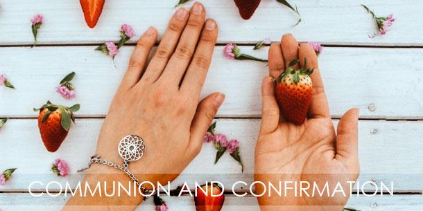 Communion e Confirmation