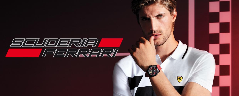 Scuderia Ferrari - Rivenditore Ufficiale