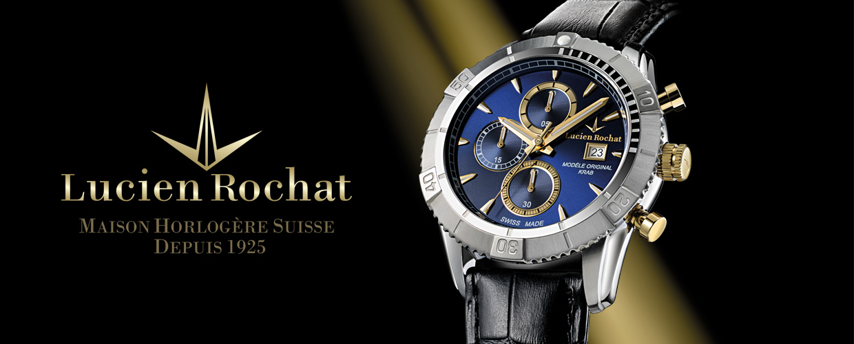 Lucien Rochat - Official Dealer