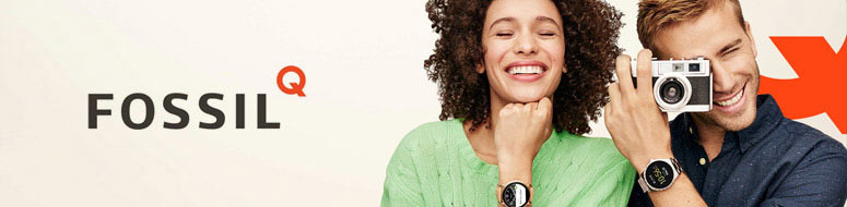 Fossil SmartWatches Q Collection