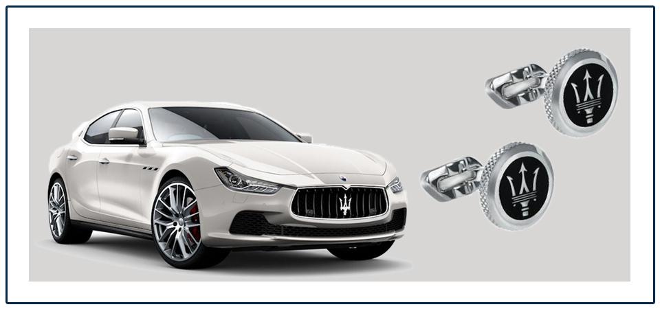 Gioielli Maserati