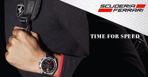 Orologio Scuderia Ferrari