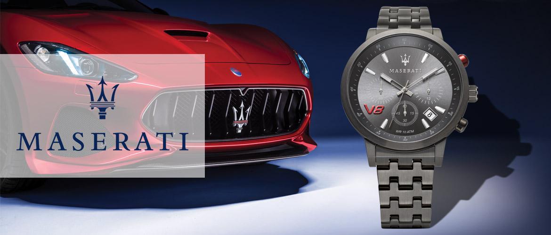 Maserati - Rivenditore Ufficiale