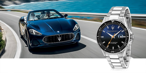 Maserati Watches