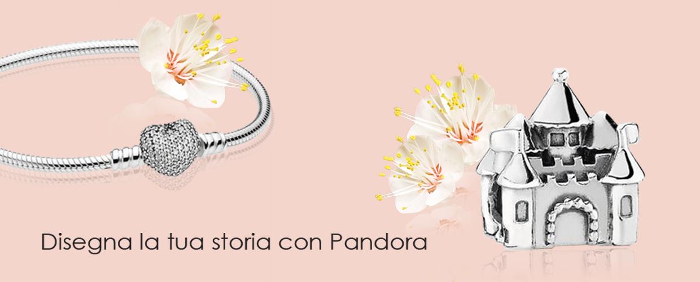 Pandora - Rivenditore Ufficiale