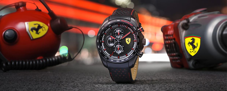 Scuderia Ferrari - Official Dealer