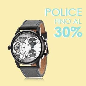 police summer sales