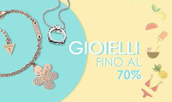 Gioielli summer sales
