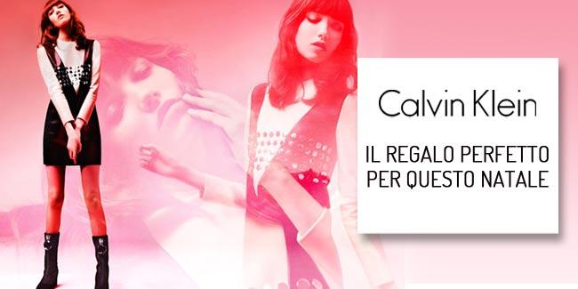 Idee Regalo - Promozioni Calvin Klein