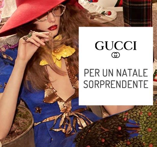 Idee regalo- Promozioni Gucci