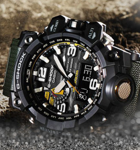 For a strong gift Casio