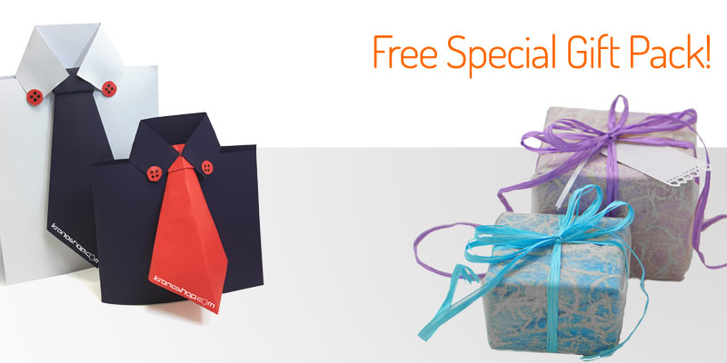 Free Special Gift Wrapping