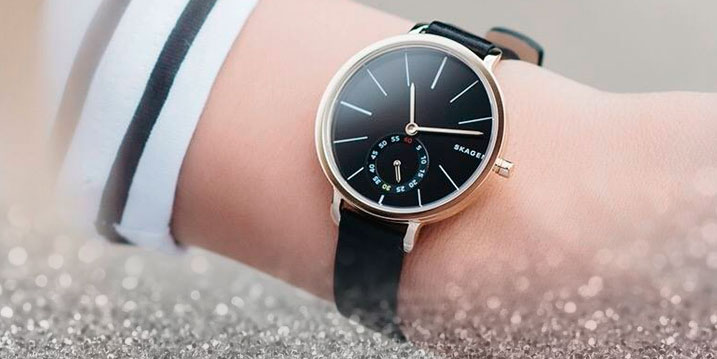 This Christmas Discover the new Skagen collection