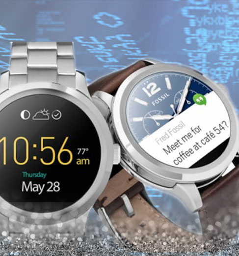 Hitech gift?Discover smartwatch collection