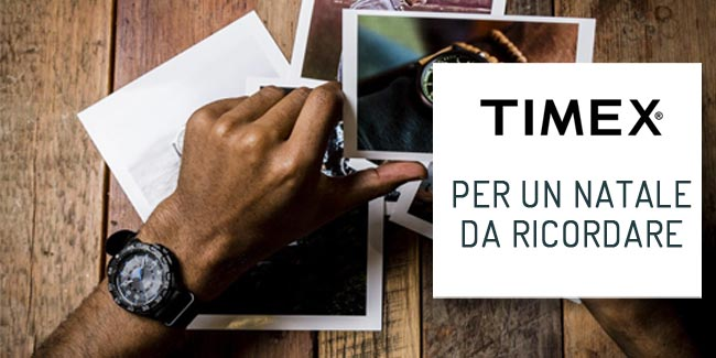 Idee Regalo - Promozioni Timex