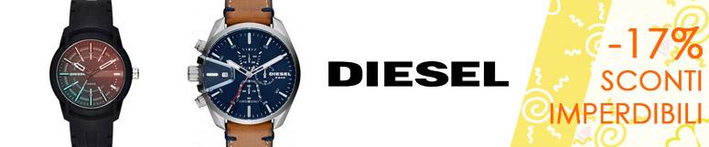 Promozione speciale Diesel - GF -17%