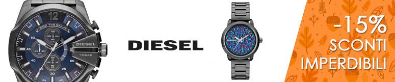 Promozione speciale Diesel - GF -15%