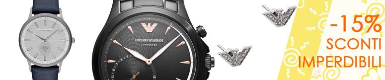 Promozione speciale Emporio Armani - GF -15%