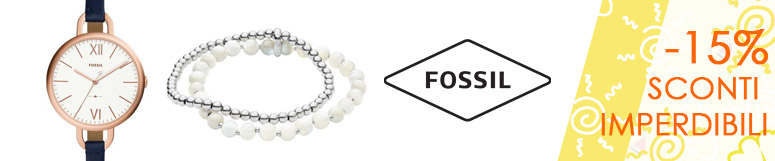 Special promotion Fossil Group - Fossil -15%