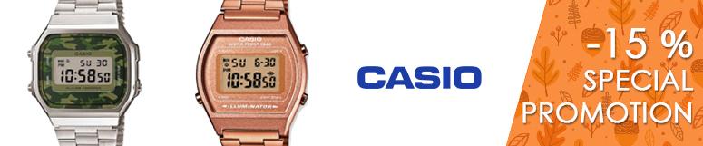 Casio Vintage Promo